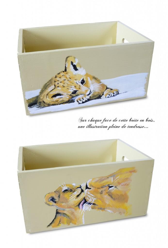 caisse lions