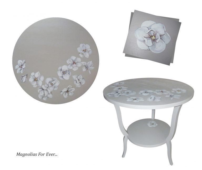 presentation magnolia