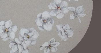 Magnolia sur table